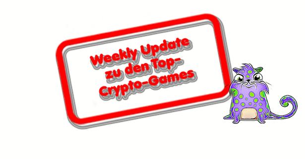 Weekly Update: Crypto Baseball nimmt 165.000 €uro ein, Überlastung der Ethereum-Blockchain überwunden