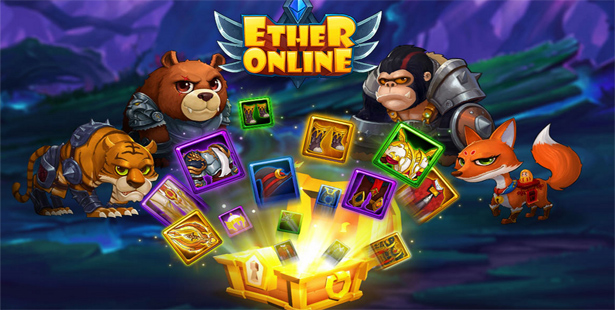 Blockchain-Rollenspiel Ether Online beginnt am 17.05. mit der Open BETA