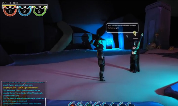 Gameplay-Demo zu Cryptic Conjure, kommentiert vom Lead-Developer