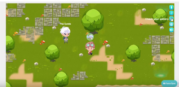 Etheremon Adventure-Mode Gameplay im Video