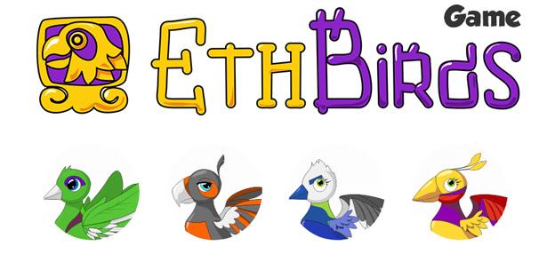 Mit EthBirds befindet sich ein neues Crypto-Collectible im Vorverkauf