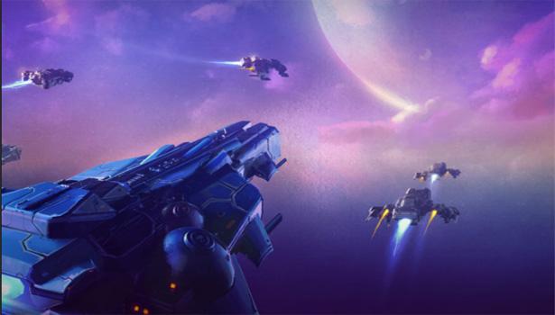 Weltraum-Echtzeit-Strategie-Game Beyond the Void startet am 24.Oktober