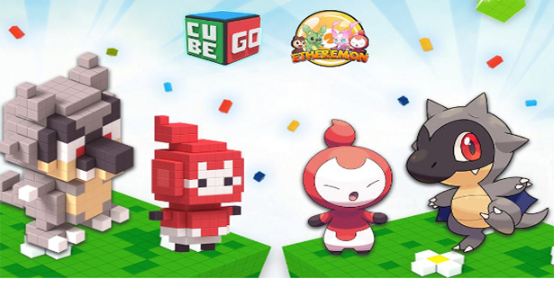 Weekly Update: Etheremon kooperiert mit neuem Crypto-Game Cubego – MLB Crypto Baseball ehrt den Gewinner der World Series