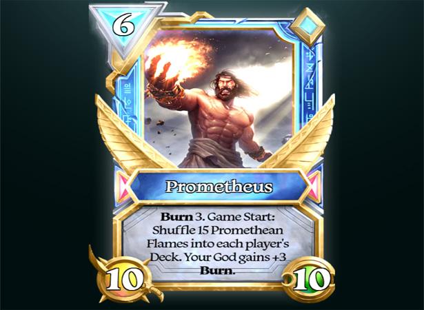 """Einzigartige Gods-Unchained-Karte """"Prometheus"""" in Karten-Pack gefunden – CryptoPunk Nr.0 für 25 Ether verkauft."""
