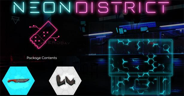 Weekly #53: Gods Unchained Open BETA soll erst im Juni starten. Neon District Vorverkauf ist angelaufen